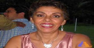 Tabasqueña 63 years old I am from Mexico/State of Mexico (edomex), Seeking Dating Friendship with Man