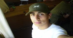 Eduar2andres 31 years old I am from Santiago/Region Metropolitana, Seeking Dating Friendship with Woman